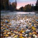 Sunrise on the Methow River