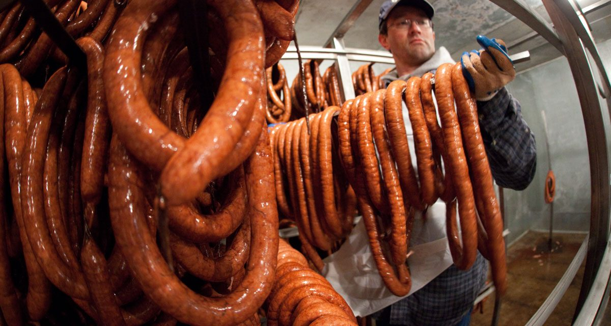 Verboort Sausage Dinner