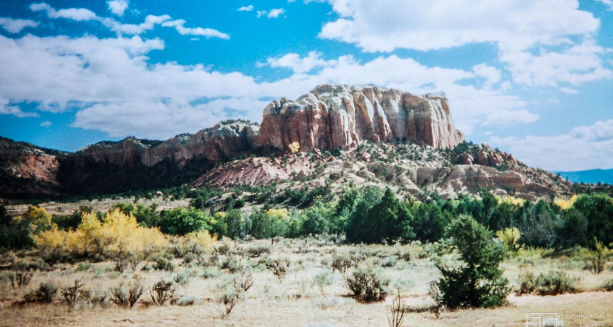 Chama to Ghost Ranch