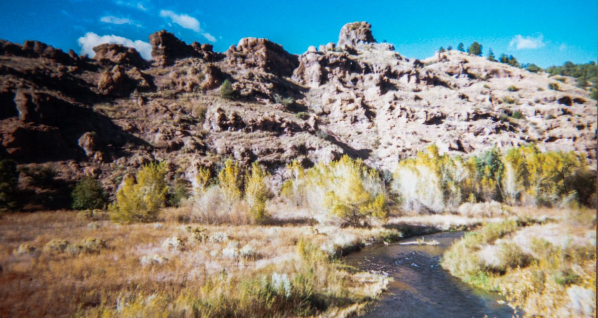 Gila Cliff Dwellings to Silver City